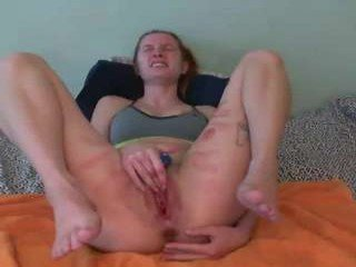 analdesire90 Sweet brunette doesn't hesitate to get her ass fucked