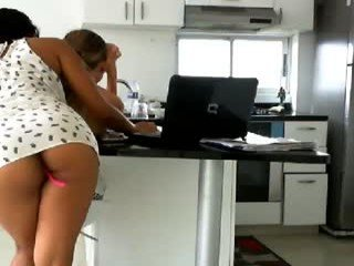 lou_sexyhome56 latina cam girl gets cock jammed in her asshole online
