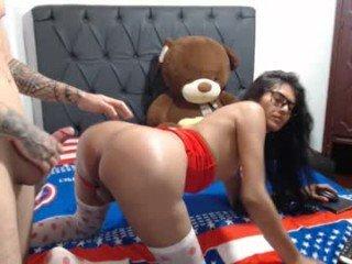 samanthalatinaa latina cam girl pleasing one dirty ass