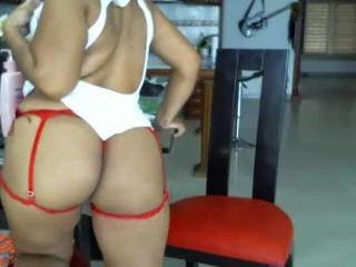 la_santa_30 cam girl is helplessly bound and face fucked