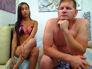 barbiebangs beauty couple enjoys hot and sensual live sex