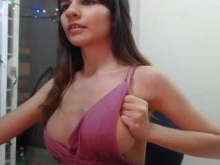 lunita_lanenahot cam babe dancing striptease with ohmibod in hand on the webcam