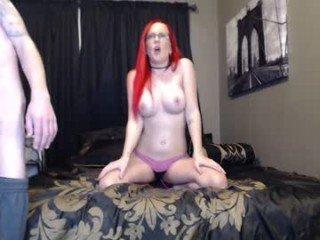 foxyandthehound horny couple adores fucking online